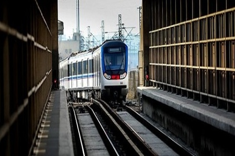 جابجایی ۵۵ هزار نفر از شرکت کنندگان در مراسم پیاده روی اربعین تهران با مترو
