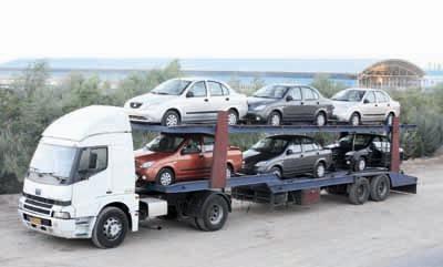 وضعیت نابسامان صادرات خودرو