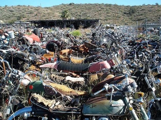 اسقاط 25 هزار موتورسیکلت کاربراتوری تا دو ماه دیگر