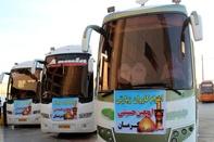 جابهجایی زائران اربعین با 12 هزار اتوبوس