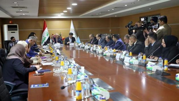 Iraq set to join TIR