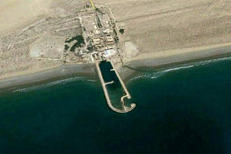 صدور مجوز بهره برداری حوضچه آبشیرین کن چابهار کنارک