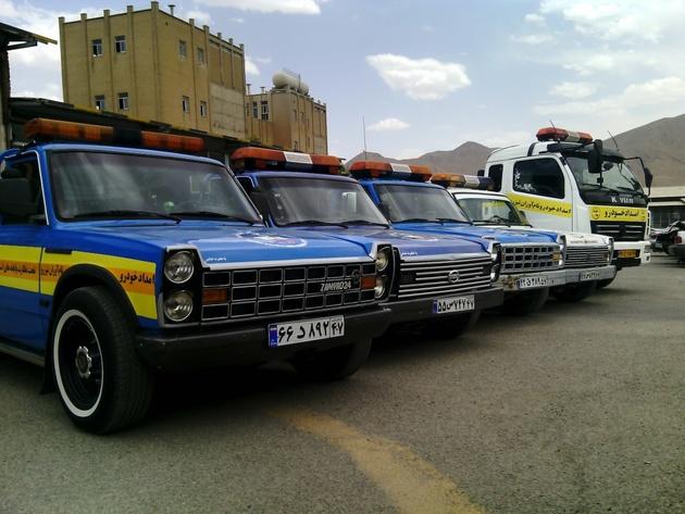 امداد خودروهای غیرمجاز ساماندهی میشوند