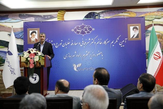 وزیر راه و شهرسازی: از طریق بازار سرمایه کارآمدی ایرانایر را بالا میبریم