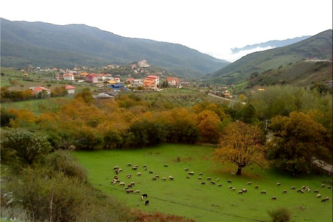 Heyran: One of the Most Famous Tourist Sites in the Astara Area