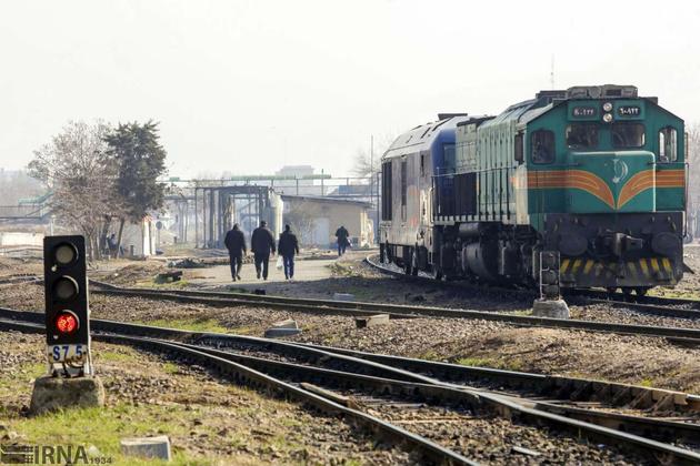 راهآهن جلفا دروازه بازارهای ترانزیتی اروپا به ایران