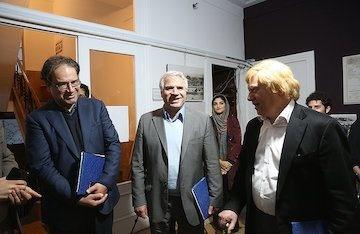 از پایگاه اسناد تصویری وزارت راه رونمایی شد