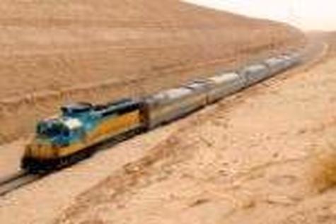 ریلگذاری ۱۵ کیلومتر از راهآهن سبزوار از ابتدای سال ۹۴