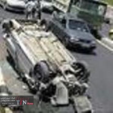 تلفات سوانح جاده ای در خراسان رضوی کاهش یافت