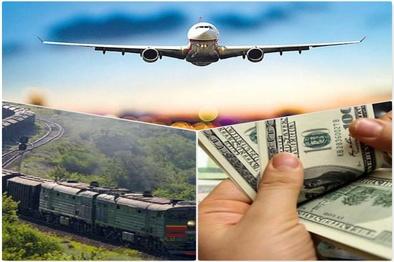 برابری قیمت بلیت دو طرفه قطار با قیمت بلیت  یکطرفه هواپیما