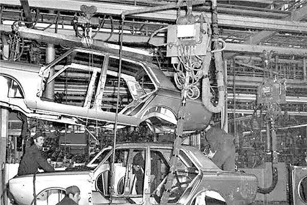 روایت تاریخی از ساخت خودرو در ایران