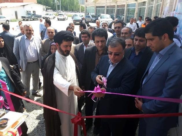 بهرهبرداری هفدهمین مجتمع خدماتی رفاهی بینراهی استان گلستان
