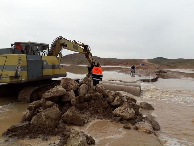 نیاز به  4377 میلیارد ریال اعتبار برای سیلاب های امسال جهت مرمت و احداث