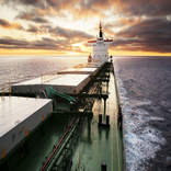 Shipping confidence reduces slightly