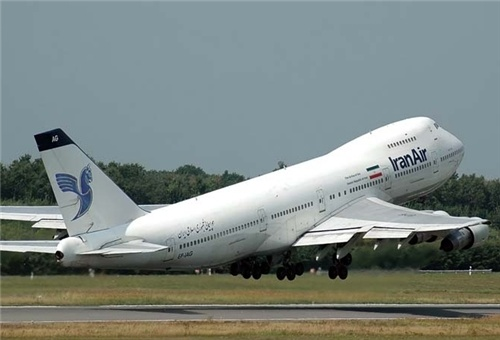 Iran has upper-hand in pursuing anti-aviation sanctions