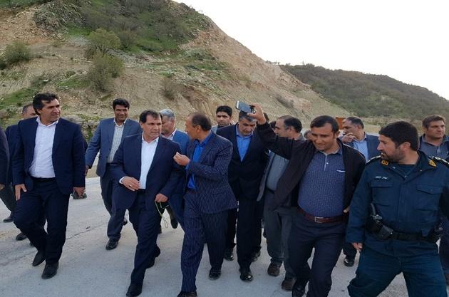 جاده ملی پاتاوه-دهدشت تا شهریور 98 افتتاح میشود