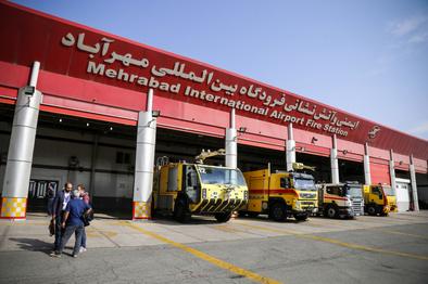 ابلاغ دستورالعمل عملیات زمستانی در فرودگاه مهرآباد