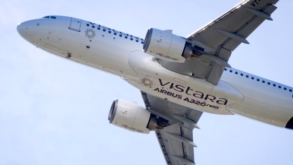 India's Vistara prepares for international services