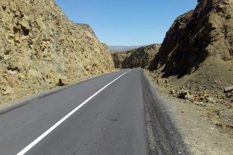 در توسعه راههای کردستان کمکاری شده است