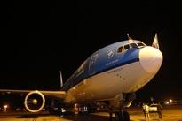گزارش تصویری / آغاز پروازهای شرکت هلندی KLM به تهران
