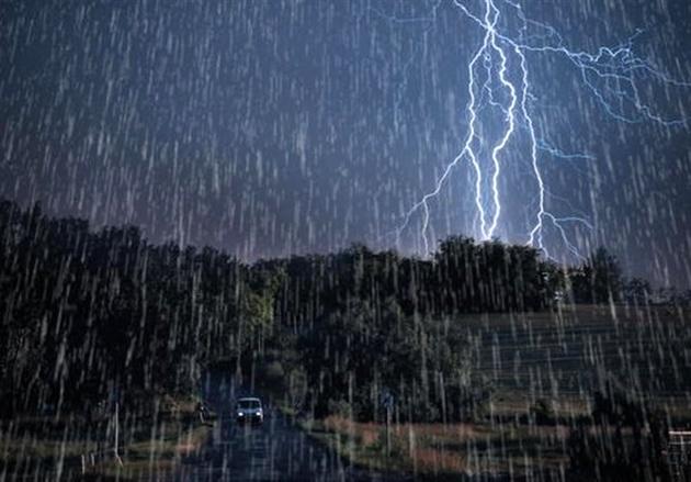 """پیش بینی باران """"قابل ملاحظه"""" در ۴ استان/ کاهش ۱۲ درجهای دما در نوار شمالی"""
