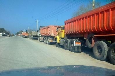 کرونا مانع افزایش حمل و نقل کالا در استان سمنان نشد