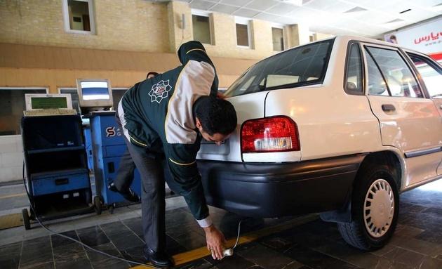 مراجعه یک میلیون و ۴۰۰ هزار خودرو به مراکز معاینه فنی تهران