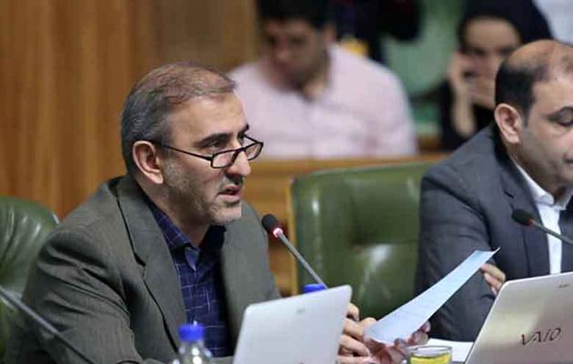 نامه حبیبزاده به حناچی برای توقف اجرای طرح سهند