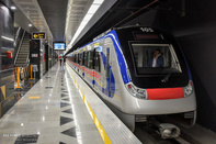 نقص فنی در خط 2 متروی تهران برطرف شد