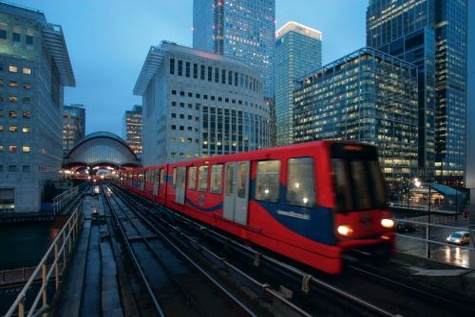 Four bidders shortlisted for Docklands Light Railway train order