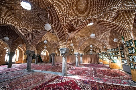 The Bazaar of Tabriz: World's Largest Covered Bazaar