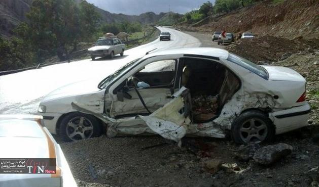 حوادثرانندگی در استان مرکزی دو کشته برجا گذاشت