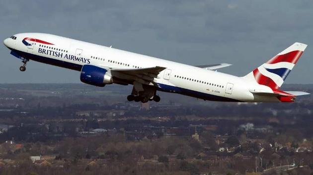 14 Injured as British Airways Boeing 777 Enters Turbulence