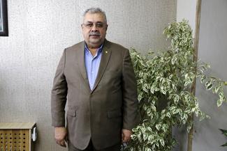 مصاحبه اختصاصی با ناصر صوفی، مدیر عامل راه آهن کشش