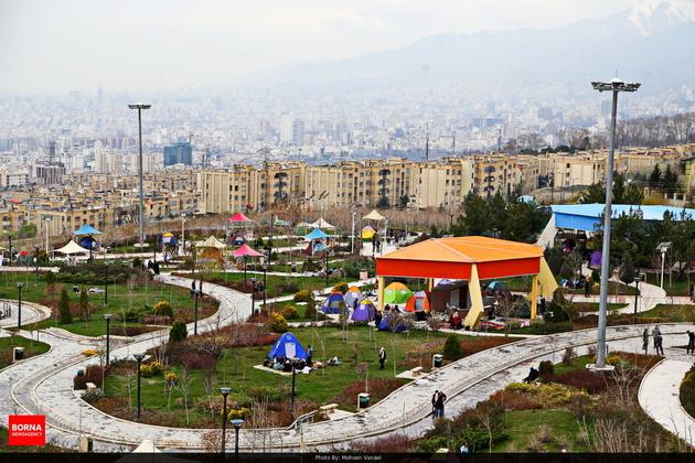 عزم شهرداری برای توسعه فضای سبز تهران؛ هر محله یک بوستان