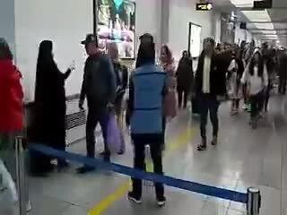 اختلاف نظرها در مورد پیشگیری از «کرونا» در فرودگاه امام