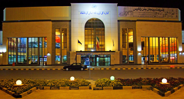 پیشرفت 35 درصدی اجرای پروژه بهسازی فرودگاه کرمانشاه