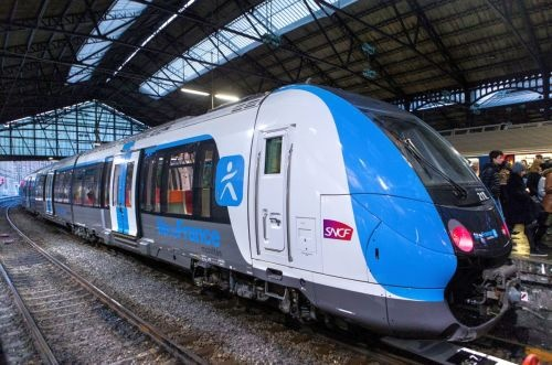SNCF orders 36 additional Francilien trains for Paris network