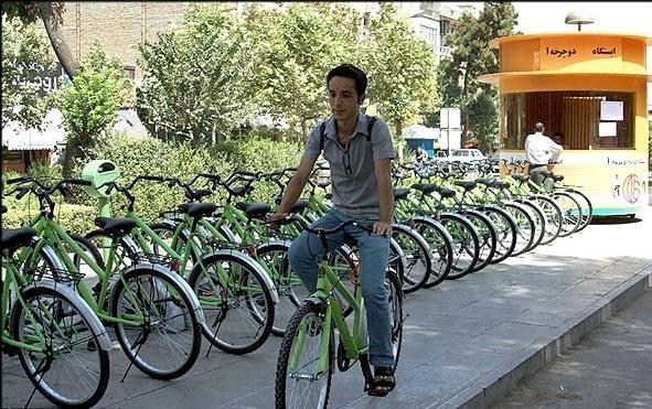 مراسم جاده 40 با محور دوچرخه سواری برگزار شد