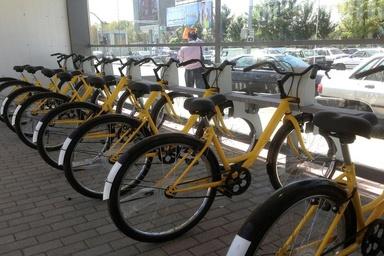 اولین ایستگاه دوچرخهسواری در تنکابن راهاندازی شد