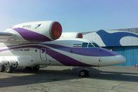 آغاز به کار اولین پرواز «ایرتاکسی» هواپیمایی پویاایر