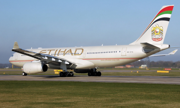 Etihad Airways to Launch New Service to Barcelona