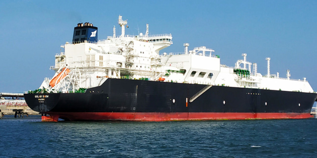 Kamarajar Port LNG terminal welcomes first tanker
