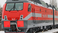 Donchak electric locomotives delivered to Transoil