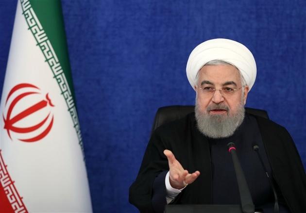 روحانی: تحکیم پیوند دوملت ایران و افغانستان با راه آهن خواف-هرات