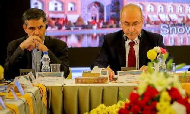 تلاش ترکیه برای اتصال خط ریلی ایران به شهر وان