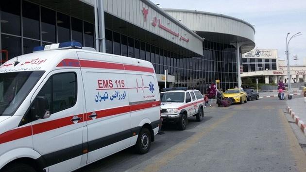 ارائه خدمات اورژانسی به 1021 مسافر نوروزی در فرودگاه مهرآباد
