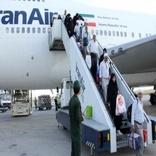 نخستین گروه حجاج بوشهری به شهر خود بازگشتند