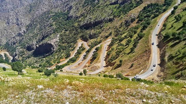 کردستان کم برخوردارترین استان کشور در حوزه راه است