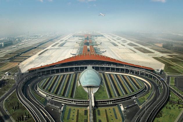 بزرگترین فرودگاه جهان فردا افتتاح میشود
